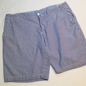 POLO RALPH LAUREN SEERSUCKER SHORTS CLASSIC FIT